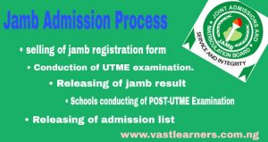 when will jamb start giving admission 2018/2019