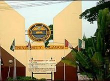 UNILAG POSTGRADUATE ADMISSION Form