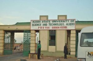 KSUSTA POSTGRADUATE ADMISSION LIST