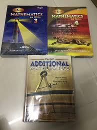 jamb recommended textbooks for Mathematics
