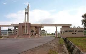 list of courses offered in uniabuja
