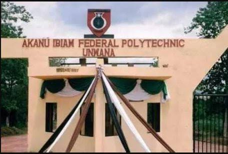 Akanu federal poly ND/Part time