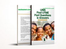 unn post utme past question